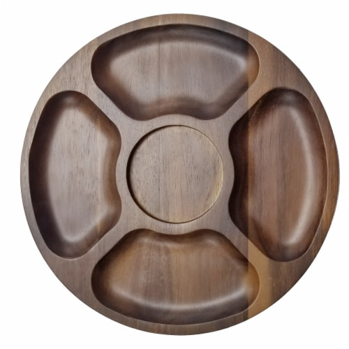 BergHOFF Wooden Tray Perspective: front
