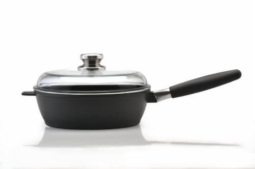 BergHOFF Scala Covered Saute Pan Perspective: front