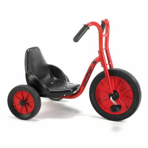 Winther EasyRider Tricycle - Red Perspective: front