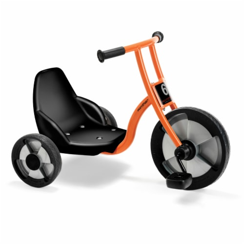 Winther Circleline Easy Rider Tricycle - Orange Perspective: front