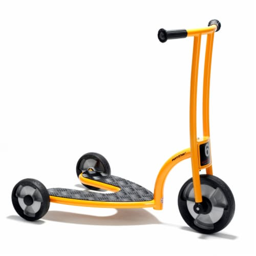 Winther Safety Roller - Orange Perspective: front