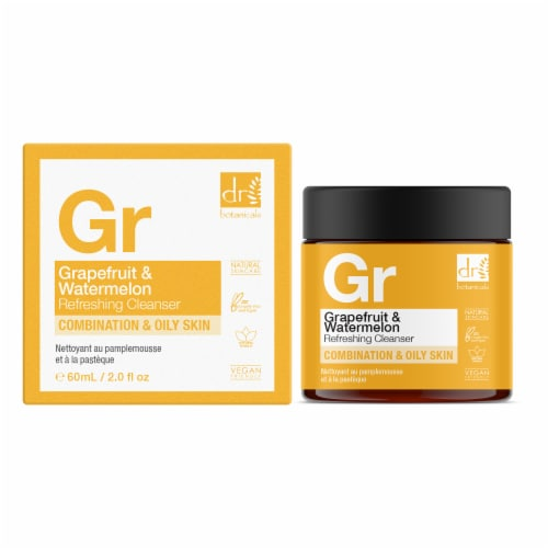 Grapefruit & Watermelon Refreshing Cleanser 60ml Perspective: front