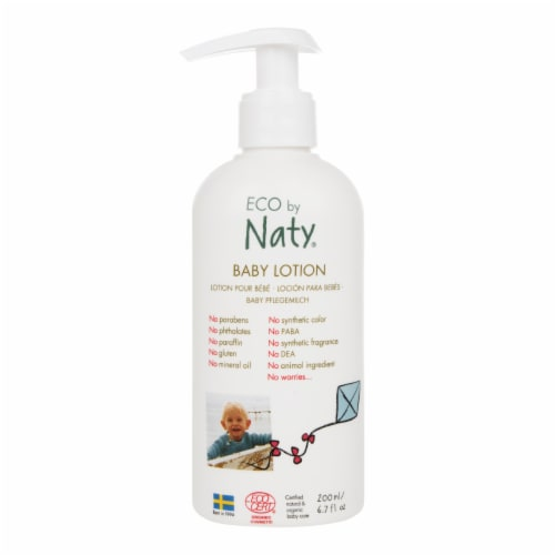 Eco by Naty Baby Lotion 6 Count Perspective: front