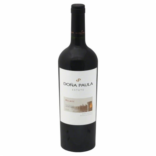 Dona Paula Wines Malbec Perspective: front