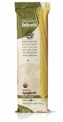 Felicetti Organic Spaghetti Perspective: front