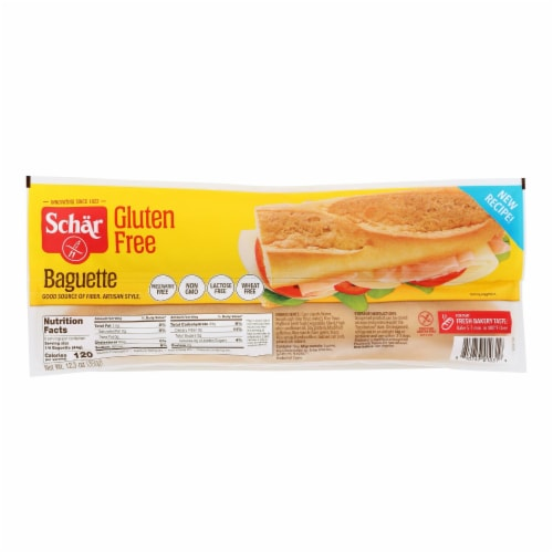 Schar Baguettes Gluten Free - Case of 6 - 12.3 oz. Perspective: front