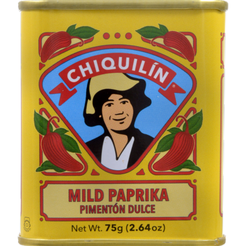 Chiquilin Mild Paprika Perspective: front