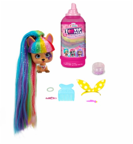 Cry Babies VIP Pets Kit Perspective: front