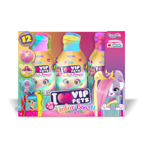 VIP Pets Color Boost Series 3 Perspective: front