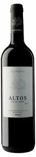 Olivares Altos De La Hoya Red Varietals Perspective: front