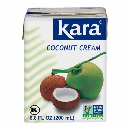 Kara UHT Coconut Cream Perspective: front