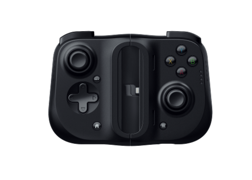 Razer Kishi for iPhone Controller Attachment Perspective: front