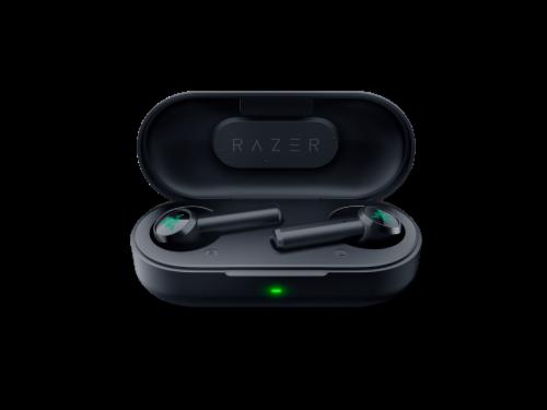 Razer Hammerhead True Wireless Pro Earbuds Perspective: front