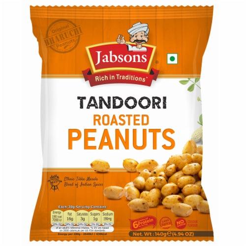 Jabsons® Tandoori Roasted Peanuts Perspective: front