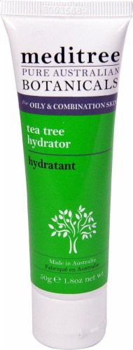 Nature's Plus  Meditree Hydrator Tea Tree Perspective: front