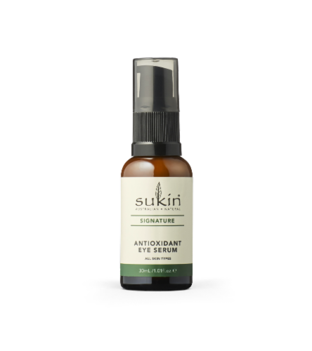 Sukin Signature Antioxidant Eye Serum Perspective: front