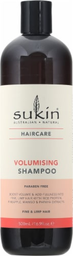 Sukin Volumising Shampoo Perspective: front