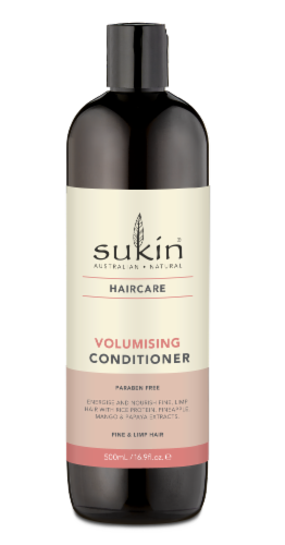 Sukin Volumising Conditioner Perspective: front