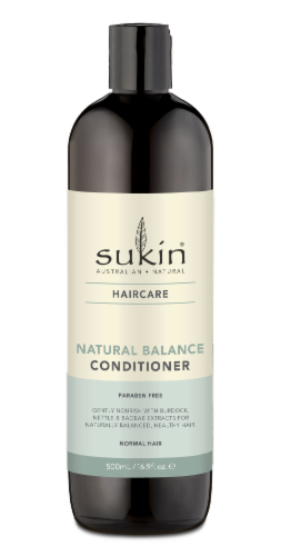 Sukin Haircare Natural Balance Conditioner Perspective: front