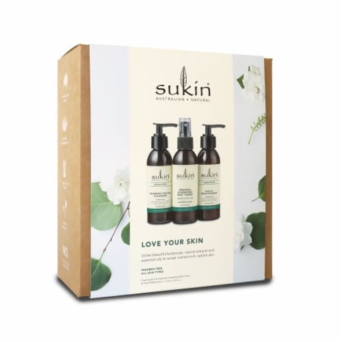 Sukin Love Your Skin Kit Perspective: front