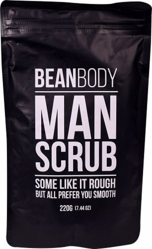Bean Body  Man Scrub Perspective: front