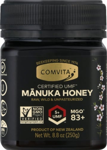 Comvita Certified UMF Manuka Honey Perspective: front