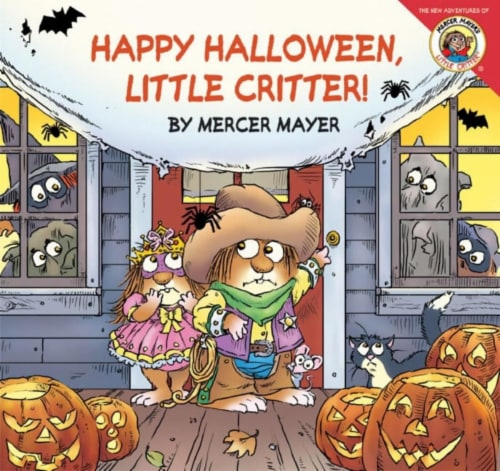 Happy Halloween Little Critter by Mercer Mayer Perspective: front