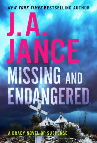 Missing and Endangered by J.A. Jance Perspective: front