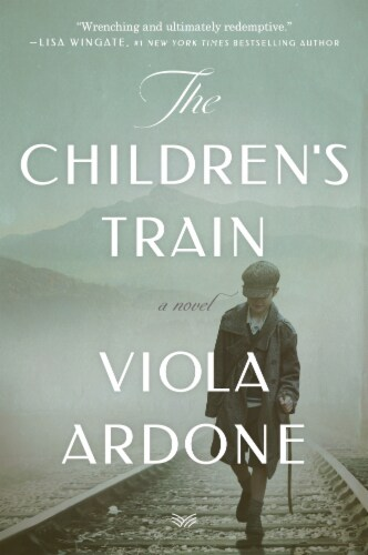 The Children's Train by Viola Ardone Perspective: front