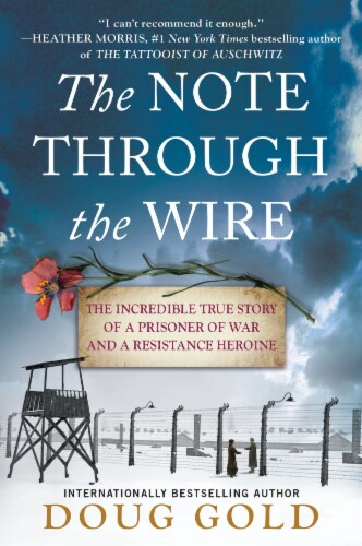 The Note Through The Wire by Doug Gold Perspective: front