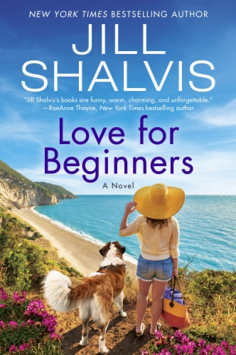 Love for Beginners by Jill Shalvis Perspective: front