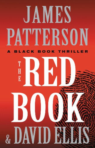 The Red Book by James Patterson & David Ellis Perspective: front