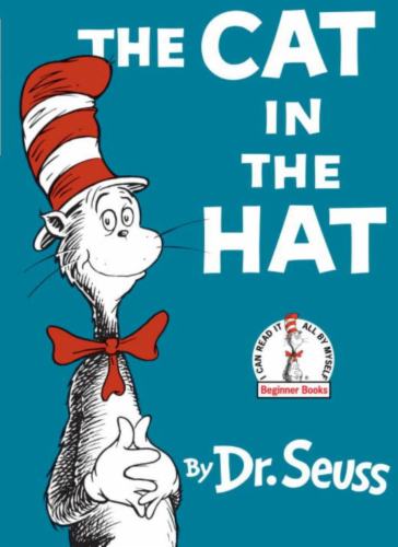 Cat In The Hat by Dr. Seuss Perspective: front