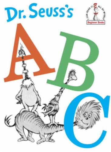 Dr. Seuss's ABC by Dr. Seuss Perspective: front