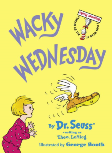 Wacky Wednesday by Dr. Seuss Perspective: front