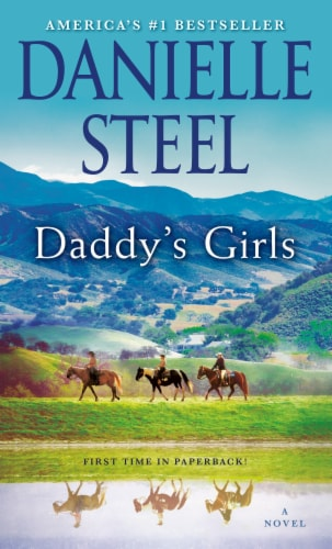 Daddy's Girl By Danielle Steel Perspective: front