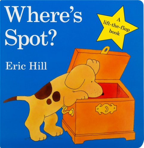 Where's Spot? Perspective: front