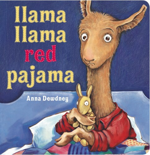 Llama Llama Red Pajama by Anna Dewdney Perspective: front