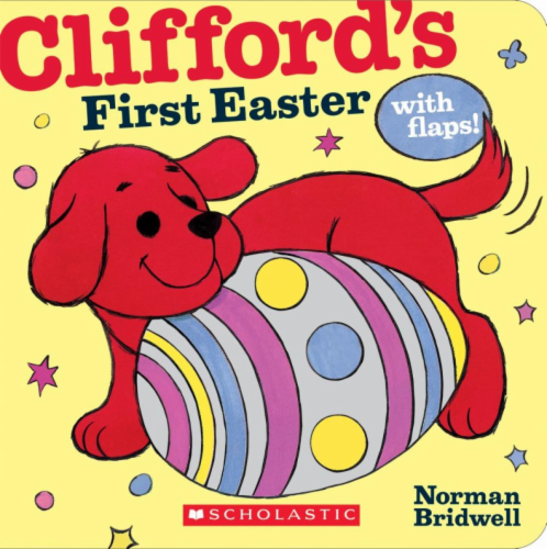 Clifford'S First Easter by Norman Bridwell Perspective: front