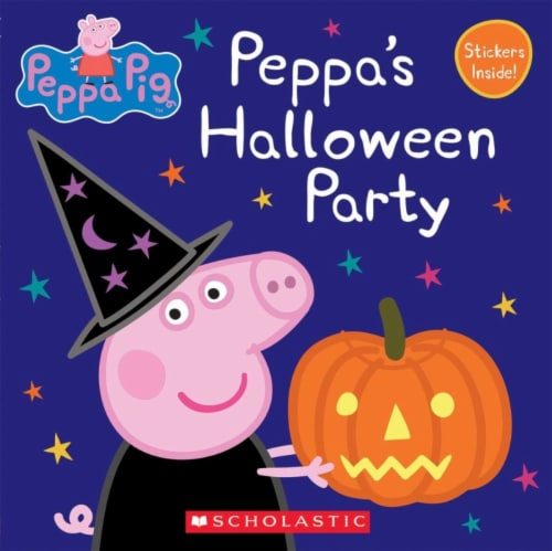 Peppa Pig: Peppa's Halloween Party Perspective: front