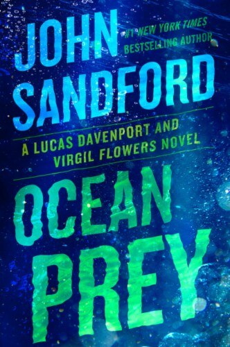 Ocean Prey by John Sandford Perspective: front