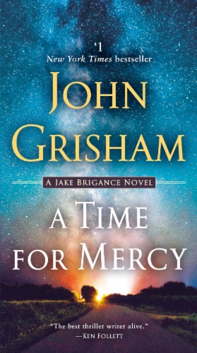 A Time For Mercy by John Grisham Perspective: front