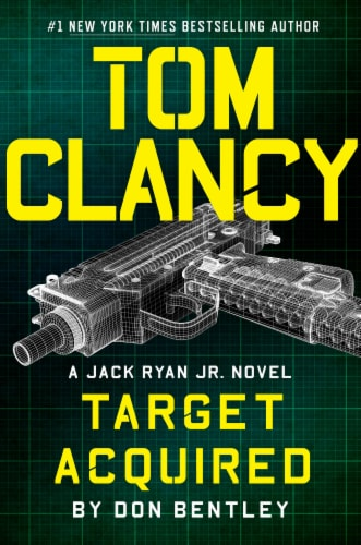 Target Acquired by Tom Clancy Perspective: front