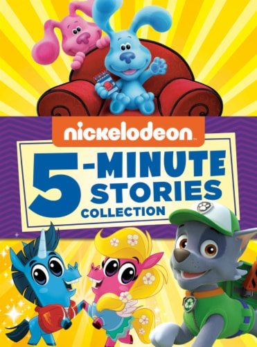 5 Minute Stories Collection by Nickelodeon Perspective: front