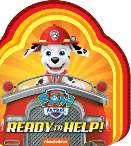 Paw Patrol Ready To Help! Perspective: front