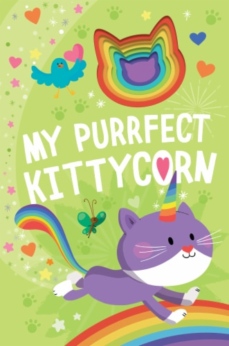 My Purrfect Kittycorn Perspective: front