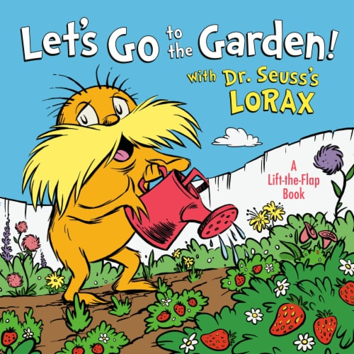 Let's Go To The Garden by Dr. Seuss Perspective: front