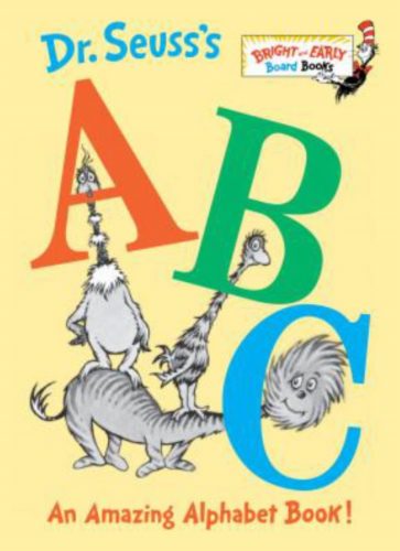 Dr. Seuss's ABC by Dr. Seuss Perspective: front