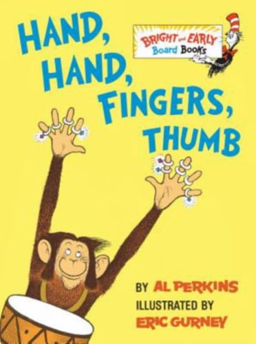 Hand Hand Fingers Thumb by Al Perkins Perspective: front