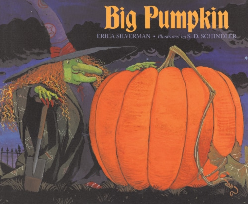 Big Pumpkin by Erica Silverman Perspective: front
